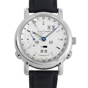 Ulysse Nardin Big Date GMT Perpetual Watch (1 of 500)