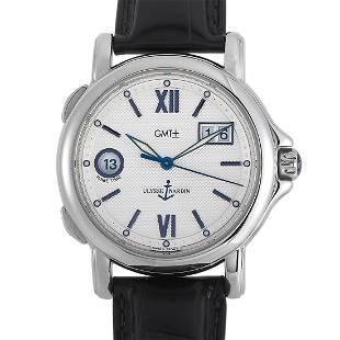 Ulysse Nardin Big Date San Marco GMT 40mm Watch