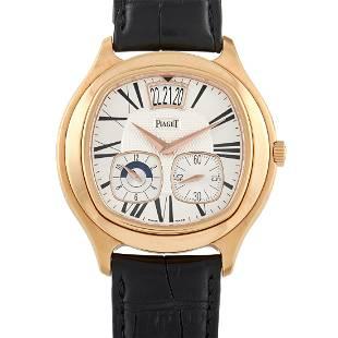 Piaget Emperador Dual Time 42mm 18K Watch (1 of 200)