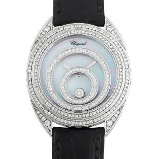 Chopard Happy Spirit 32mm Diamond and 18K Watch