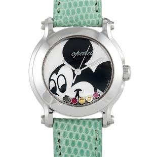 Chopard Happy Sport 30mm Happy Mickey Watch