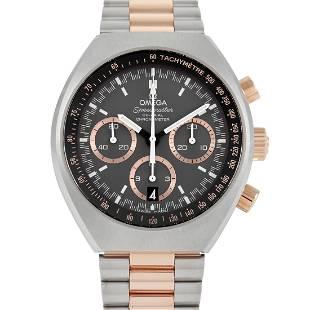 Omega Speedmaster Mark II 42mm 18K and SS Watch