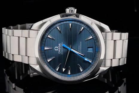Omega Seamaster Aqua Terra 150M 41mm Automatic Watch