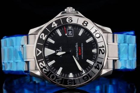 Omega Seamaster 300M GMT Chronometer 41mm Watch