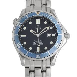 Omega Seamaster 36mm Automatic Chronometer Watch