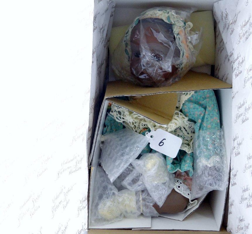 """6: Yolanda Bello """"Danielle"""" Collectible Porcelain Doll"""