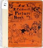 """56: Vintage """"R. Caldecott's Picture Book No. 2"""""""