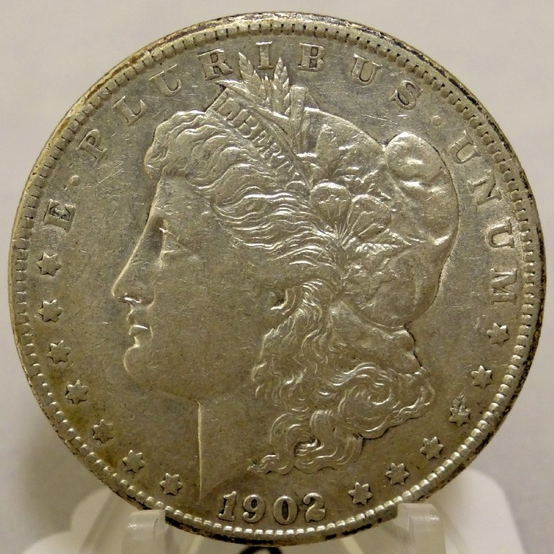 8: 1902-S Morgan Silver Dollar *Key Date*