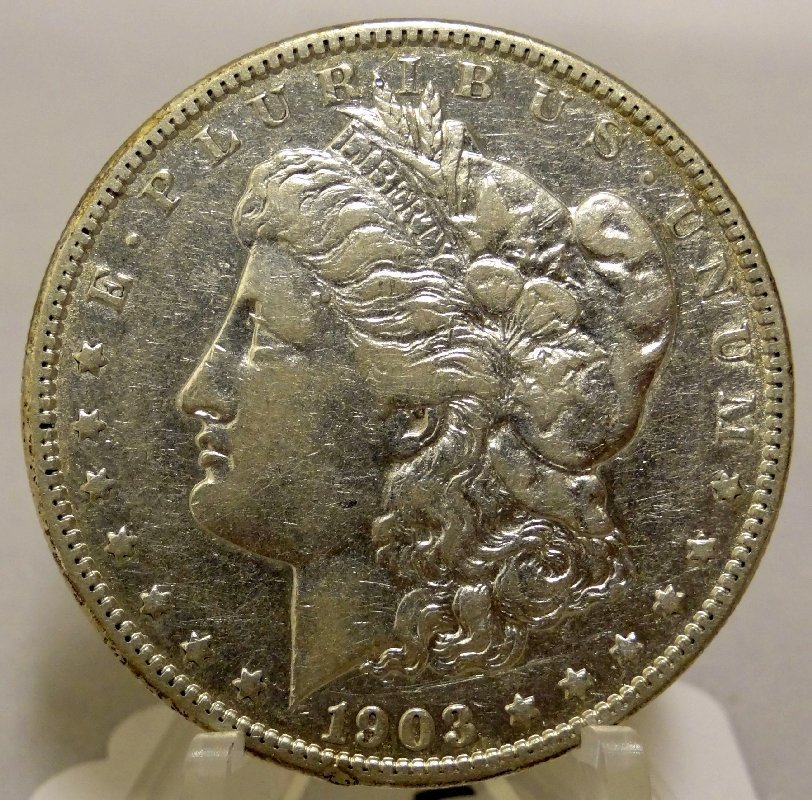 15: 1903-O Morgan Silver Dollar *Key Date*