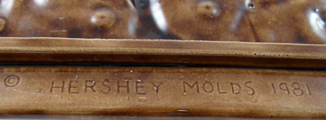 69: Vintage Hershey Molds 1981 Ceramic Box - 3