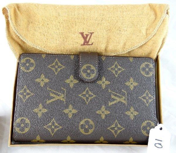 10: Louis Vuitton Agenda Notes Address Book