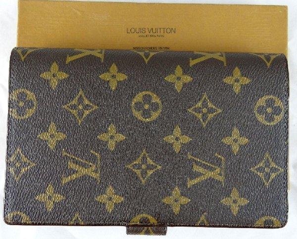 10: Louis Vuitton Agenda Notes Address Book - 3