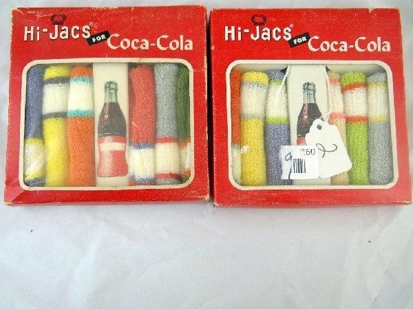 "2: (2) Vintage ""Hi-Jacs For Coca-Cola"" & More"