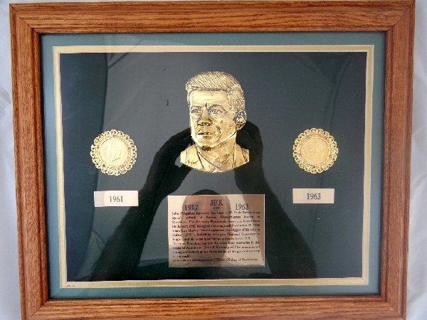 9: John F. Kennedy Commemorative Coin Set