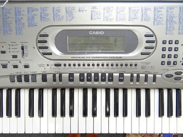106: Casio WK-1630 Electronic Piano Keyboard - 2