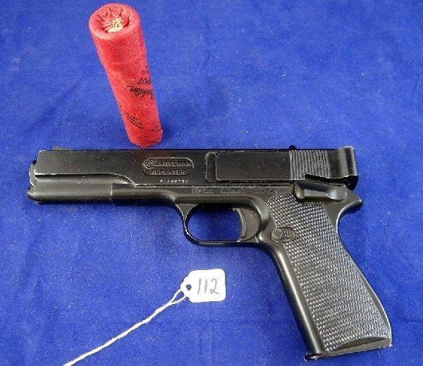Marksman Repeater .177 Caliber BBAir Pistol