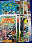 Lot of 10 Vintage DC Comics From 1970s