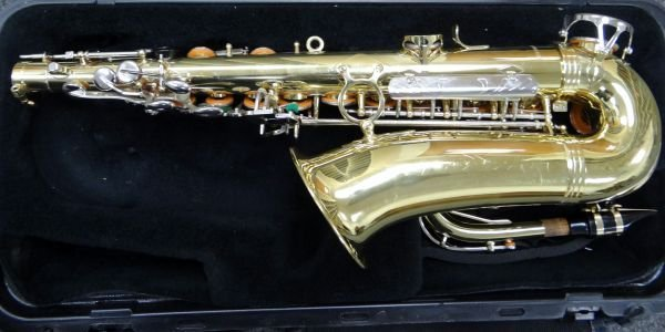 107A: Selmer ALTO AS300 Saxophone W/M.O.P. Keys - 6