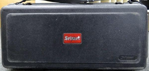 107A: Selmer ALTO AS300 Saxophone W/M.O.P. Keys - 8