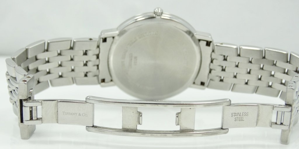 Tiffany & Co. 38mm Stainless Steel Watch - 4