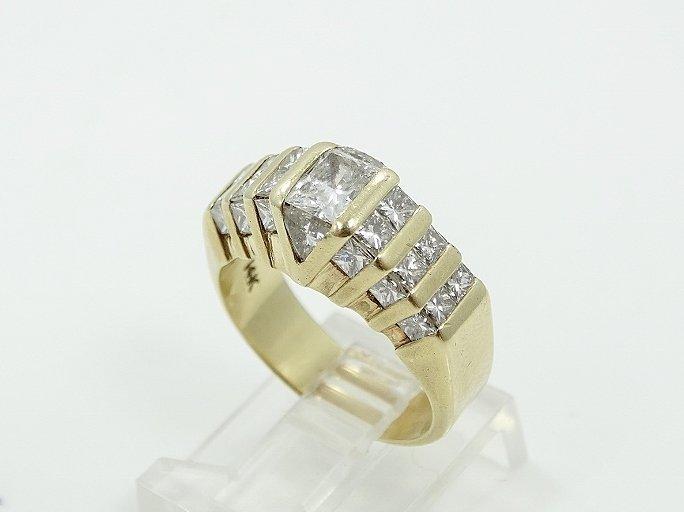 2.50ctw VS1-VS2/G-H Diamond 14K Ring