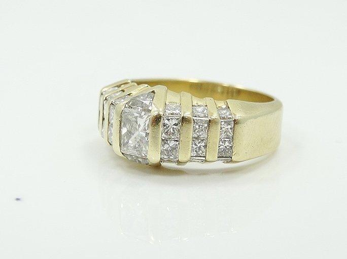 2.50ctw VS1-VS2/G-H Diamond 14K Ring - 6