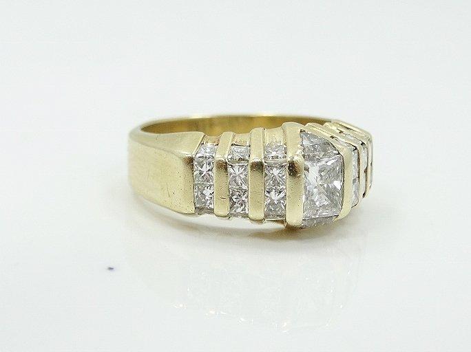 2.50ctw VS1-VS2/G-H Diamond 14K Ring - 7