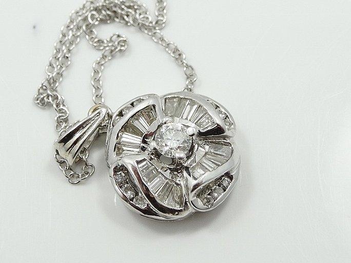"1.75ctw VS/F-H Diamond Pendant & 18K 16"" Necklace - 6"