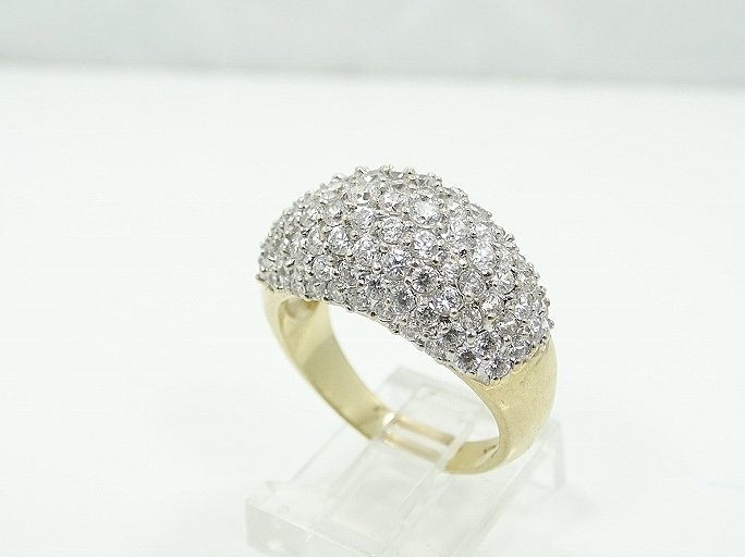 2.50ctw VS2-SI1/G-H Diamond & 14K Ring