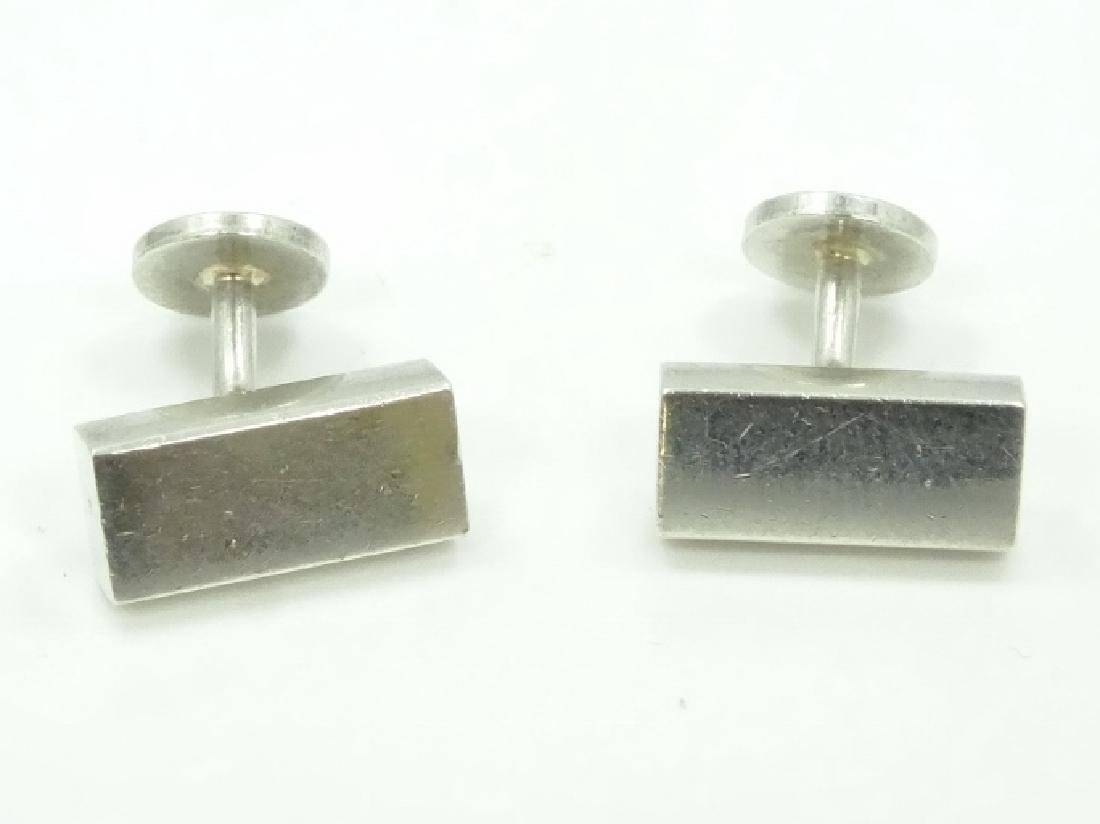 Tiffany & Co. 925 Silver Cufflinks *Retired*