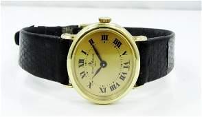 Baume  Mercier Ladies Watch W14K YG Case