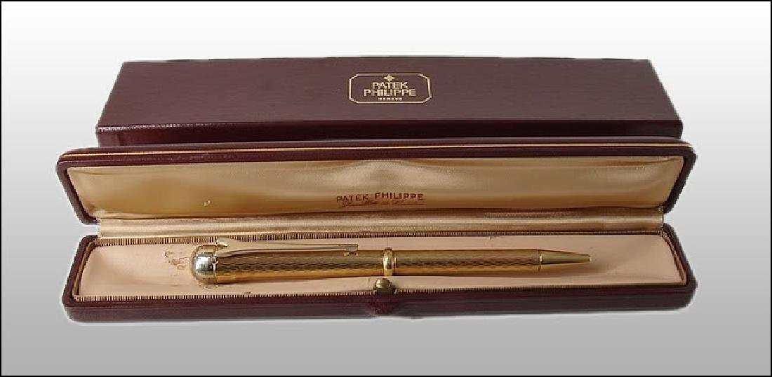 Patek Philippe 18K Pen in Original Box