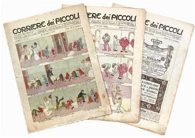 Corriere dei Piccoli 1908-1909