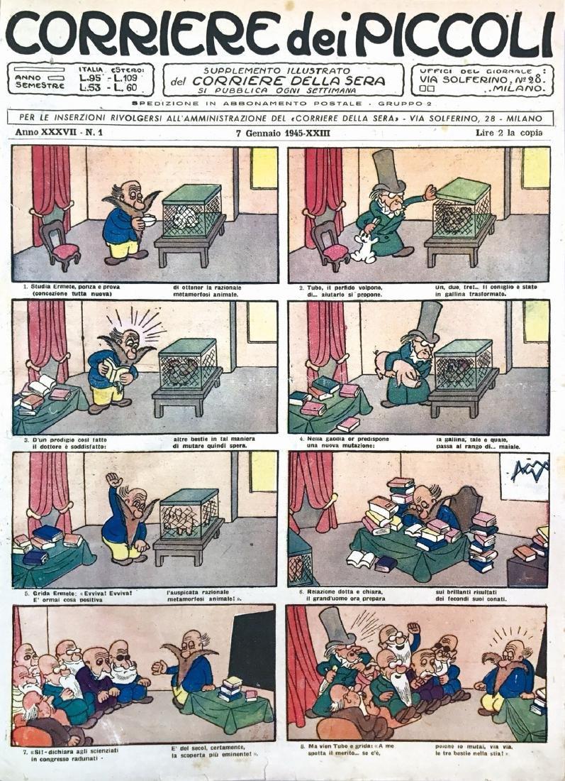 Corriere dei Piccoli - Giornale dei Piccoli