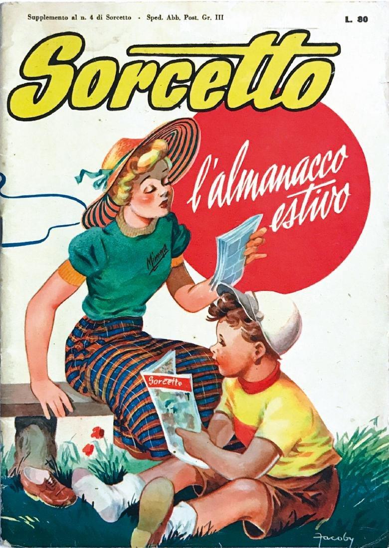 Sorcetto: L'almanacco estivo