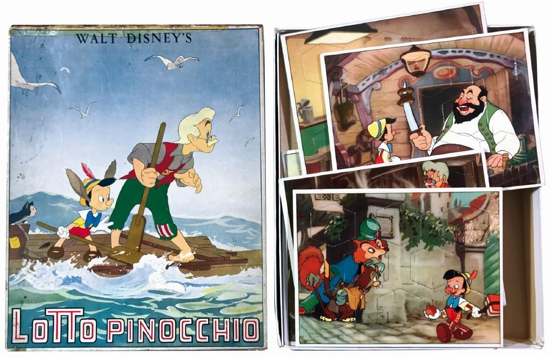 Lotto Pinocchio