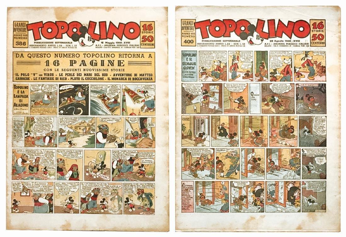 Topolino Giornale 1940