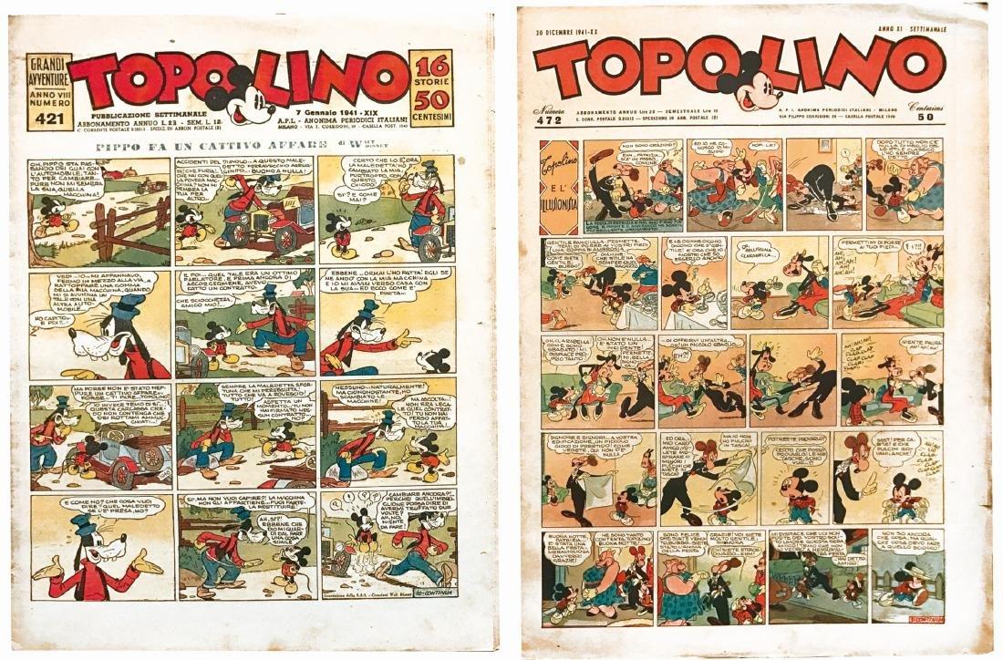 Topolino Giornale 1941