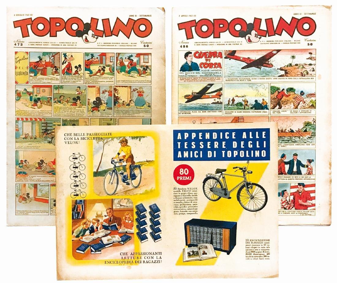 Topolino Giornale 1942