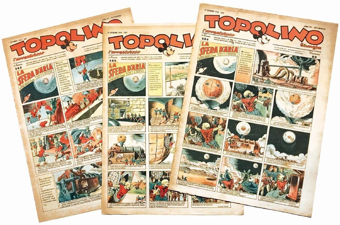Topolino Giornale 1943