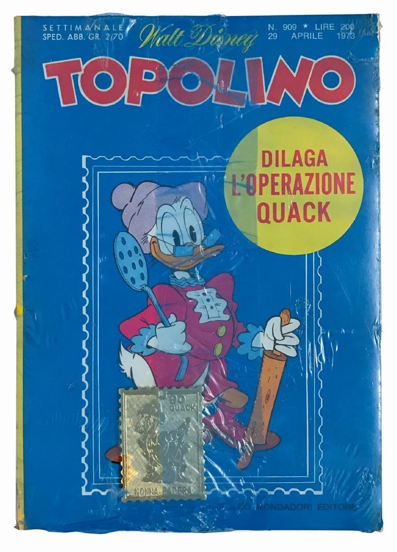 Topolino Libretto n.909