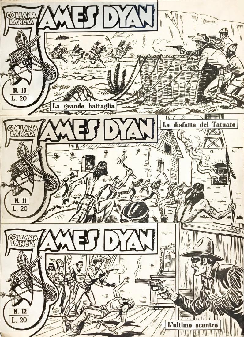Edgardo Dell'Acqua James Dyan