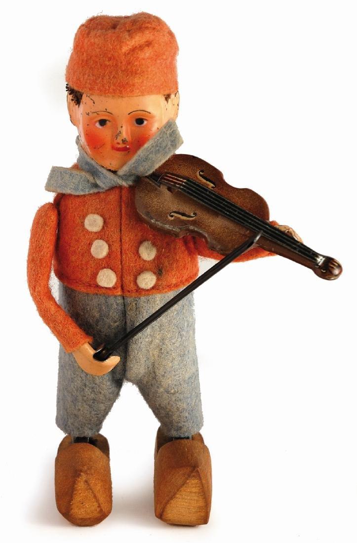 Olandese con violino 978/2
