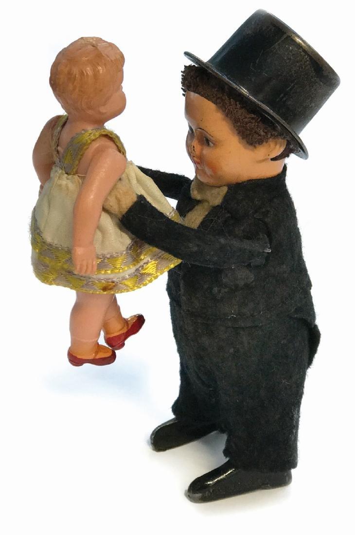 Gentiluomo coppia danzante 976
