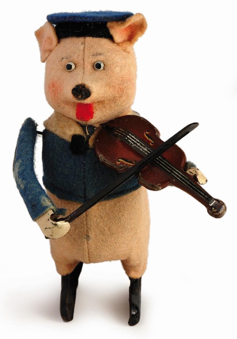 Porcellino Disney con violino 980/2