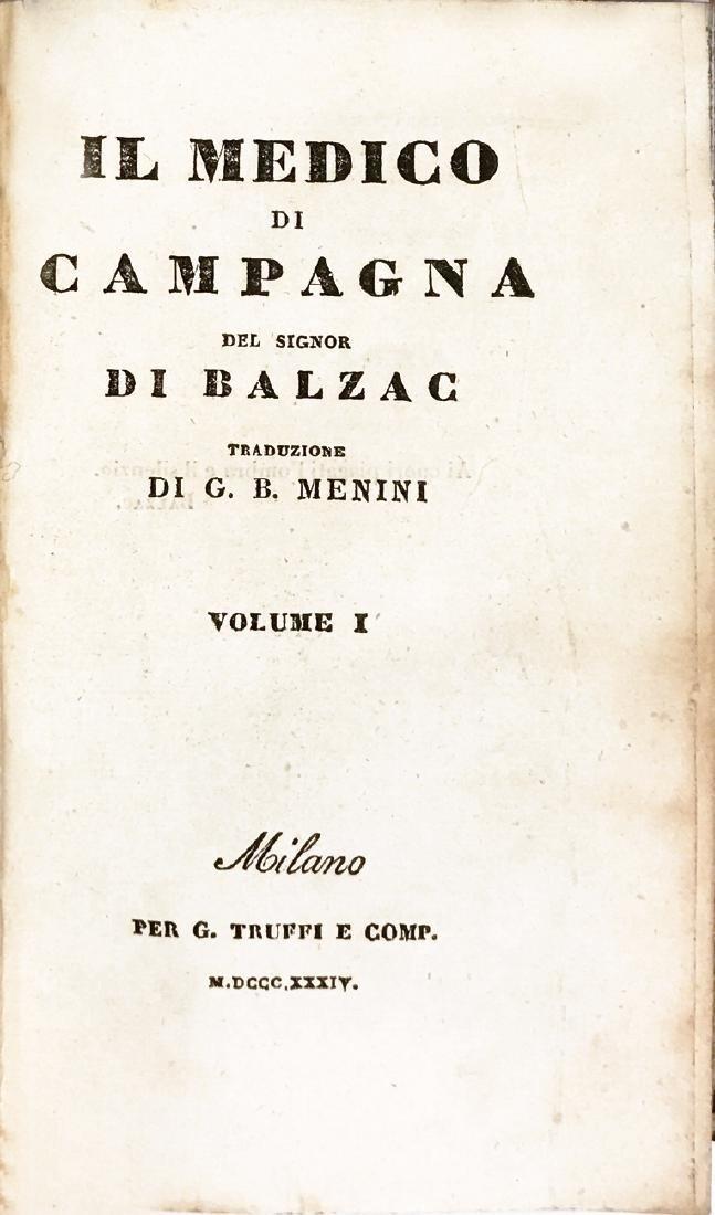 Balzac Il Medico di Campagna