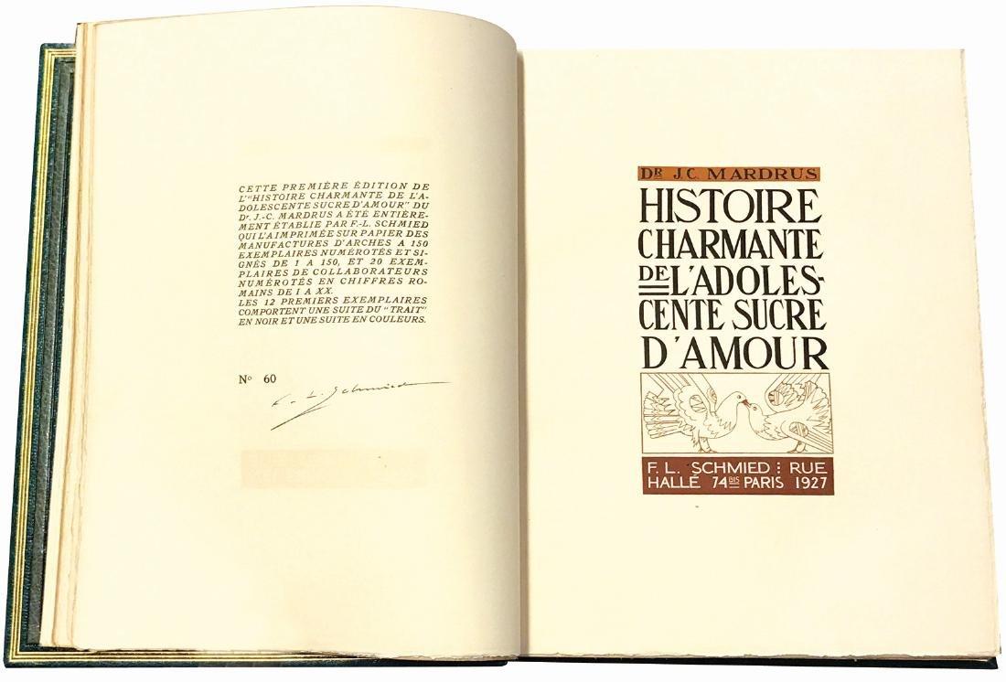 FRANÇOIS-LOUIS SCHMIED Dr. J. C. Mardrousse Histoire