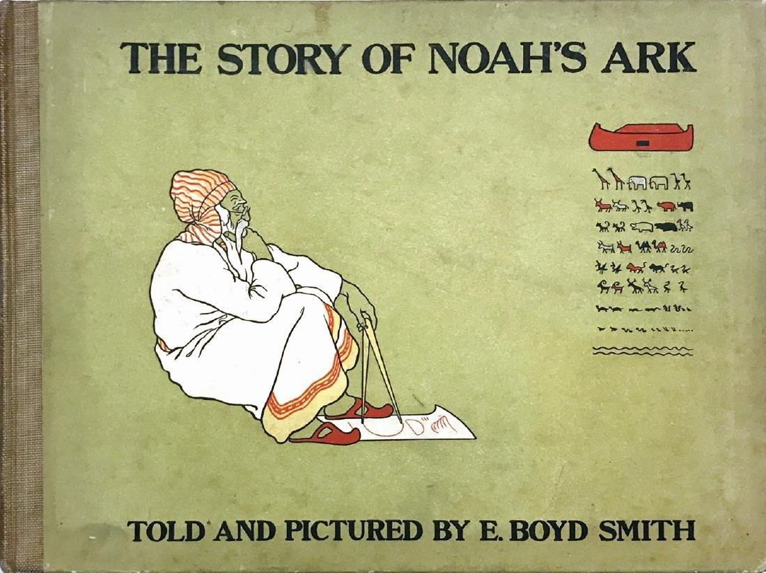 ELMER BOYD SMITH  The Story of Noah's Ark