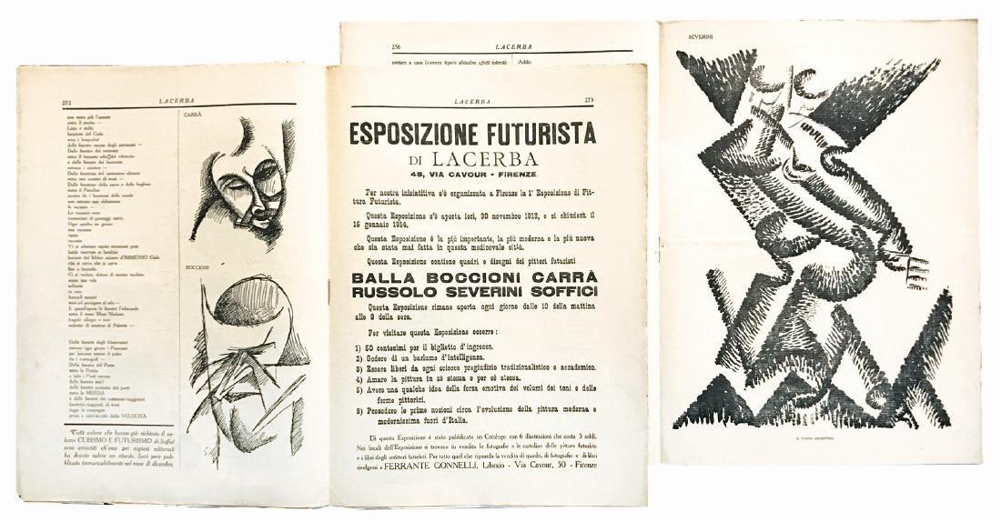 Lacerba coll. completa n.1/69