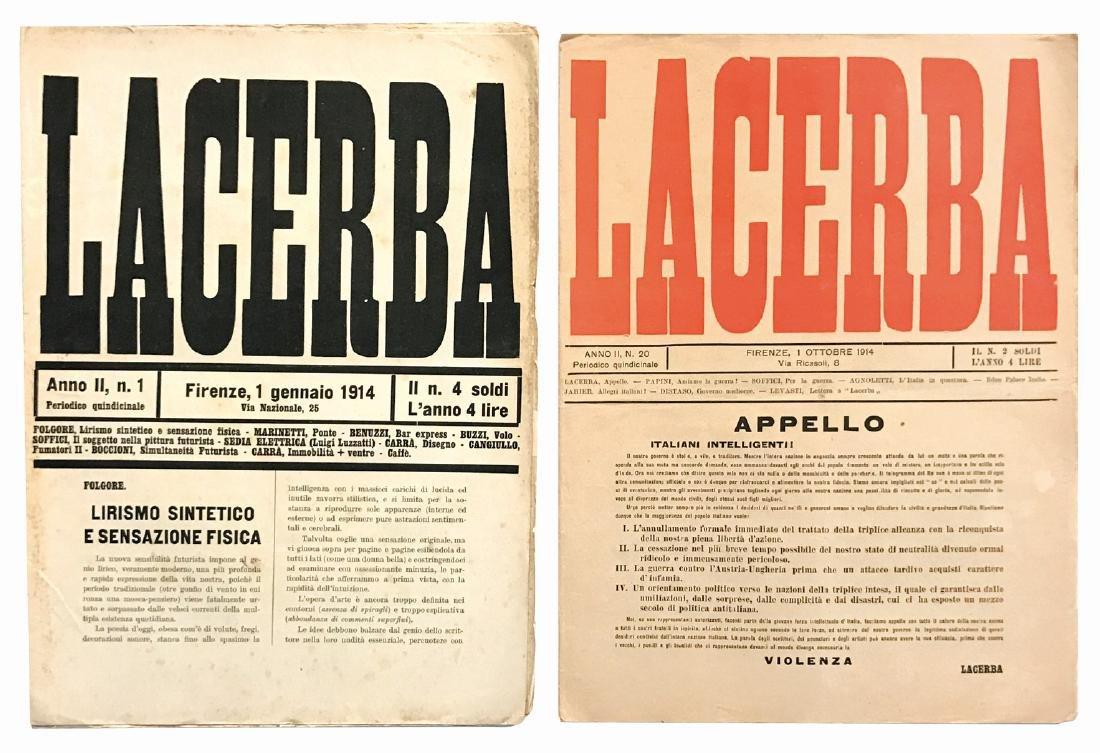 Lacerba coll. completa n.1/69 - 3